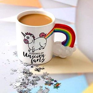 Unicorn Farts 🦄 Coffee Mug